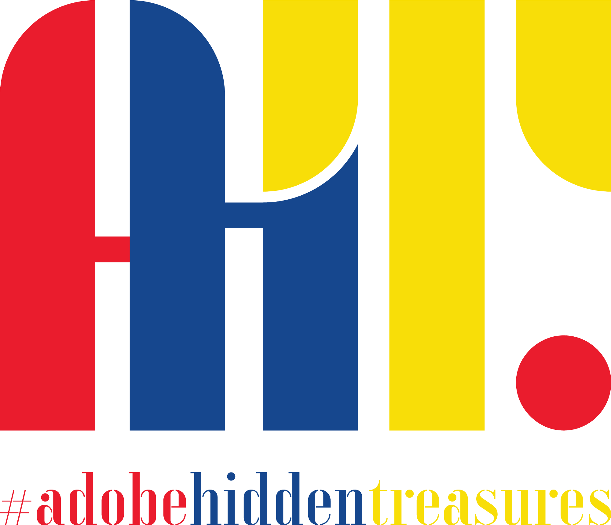 Adobe Hidden Treasures Full Color Logo