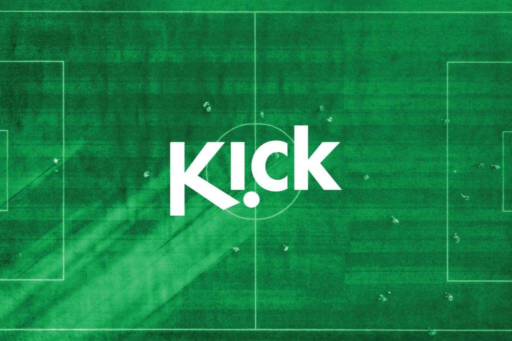 Kick Brand Identity Case Study Cover
