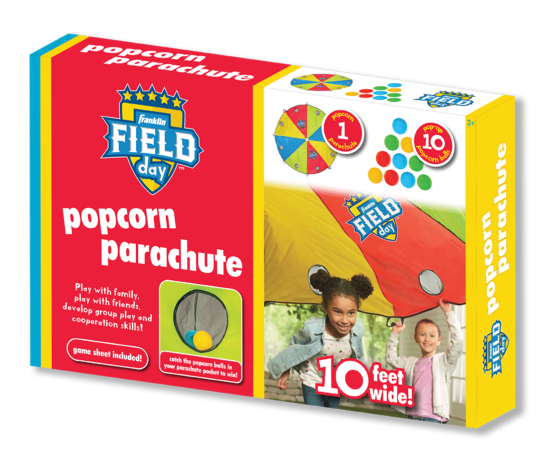 FFD Popcorn Parachute Package