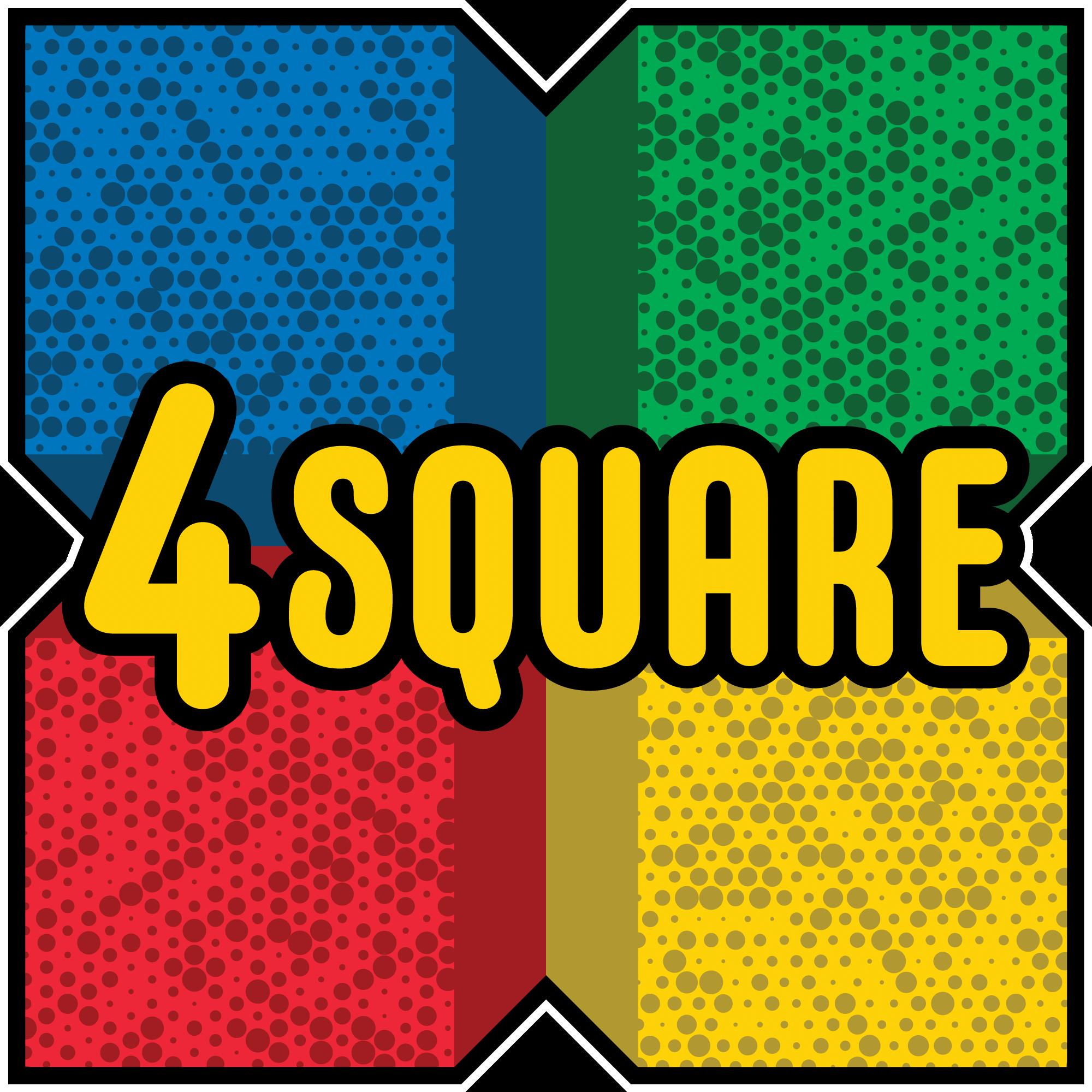 4 Square Logo #1
