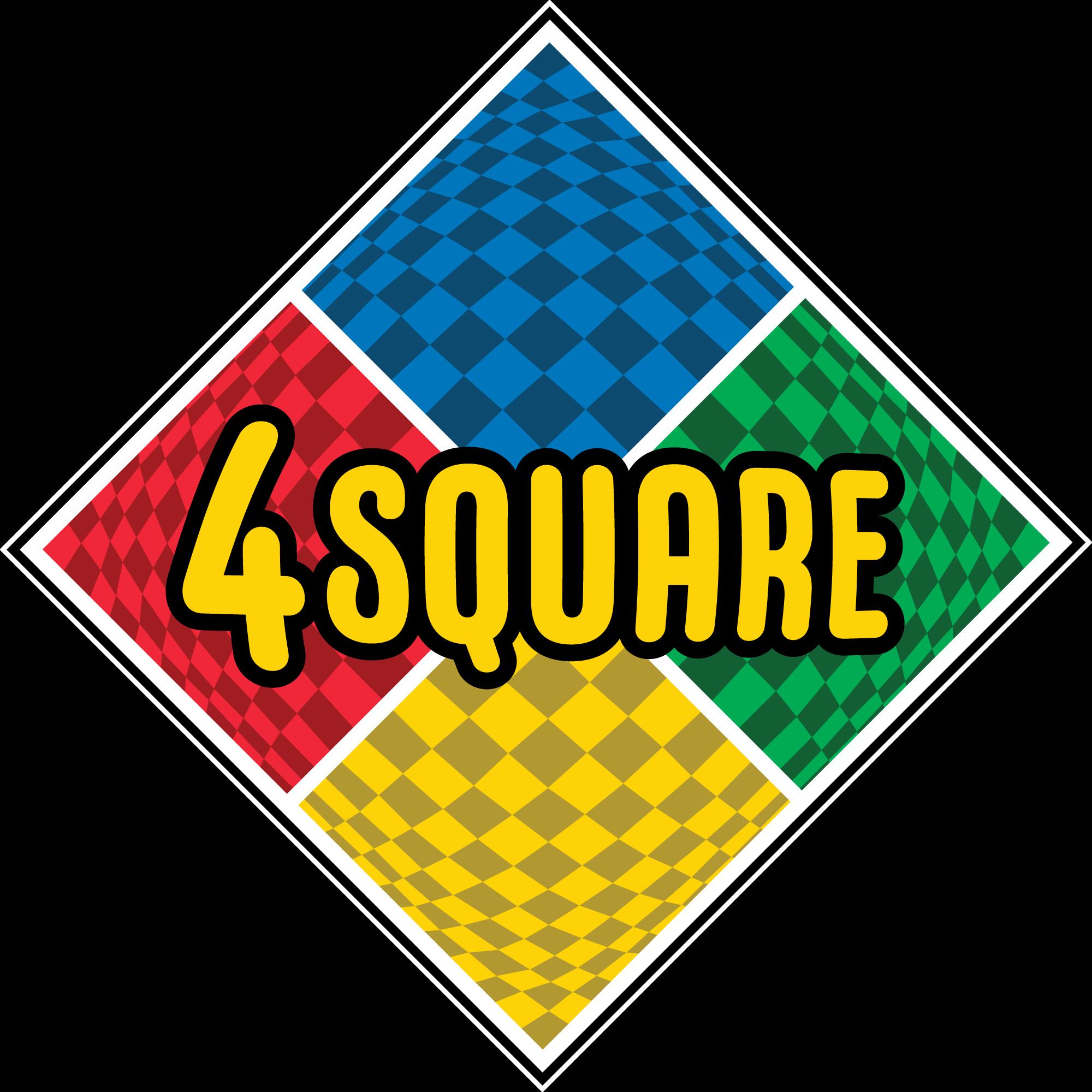 4 Square Logo #2