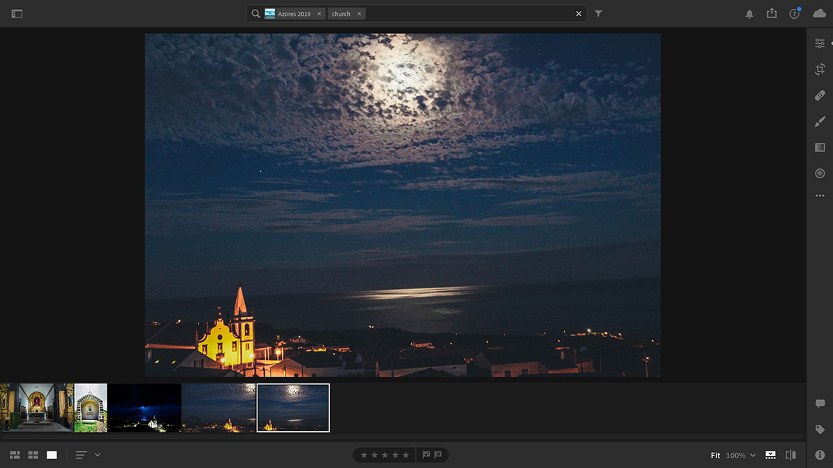 Lightroom Search Feature