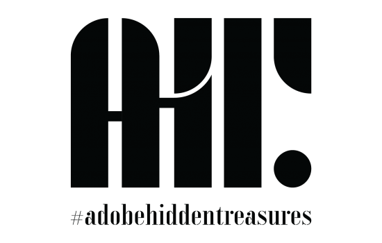 Adobe Hidden Treasures Black Logo